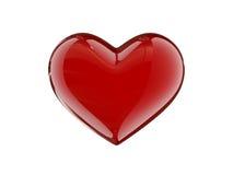 coeur de caramel Image stock