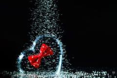 coeur de ¹ d'à sous-marin. Image libre de droits