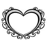 Coeur de Deco illustration libre de droits