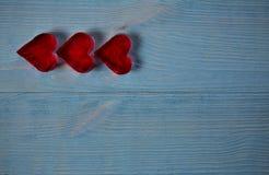 Coeur de gelée Photographie stock