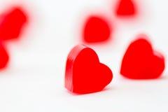 Coeur de gelée Image libre de droits