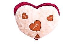 Coeur de jouet Images stock