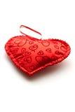 Coeur de jour de Valentine Photos stock