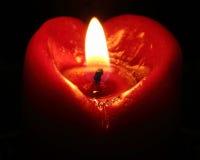 Coeur de l'amour Photos libres de droits