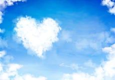 Coeur de motte Photographie stock libre de droits