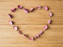Coeur de pot-pourri Photo libre de droits