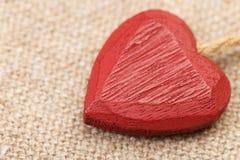 Coeur de Saint-Valentin Photographie stock