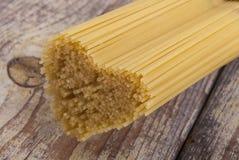 Coeur de spaghetti Images stock