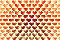 Coeur de symboles illustration libre de droits