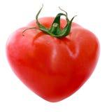 Coeur de tomate Photographie stock libre de droits