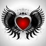 coeur de trame illustration libre de droits