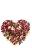 Coeur de Valentine photographie stock