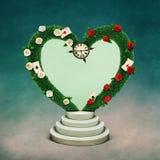 Coeur de voûte illustration libre de droits