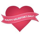 Coeur du jour de Valentine illustration stock