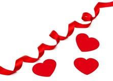 Coeur et un de service Images stock