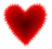 Coeur (format d'AI procurable) Photos libres de droits