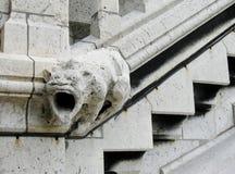 coeur gargoyle Παρίσι εκκλησιών sacre Στοκ Φωτογραφίες