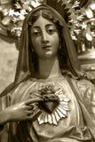 Coeur immaculé de Mary images libres de droits