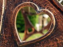 Coeur intense Photo libre de droits