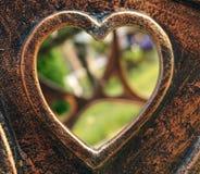 Coeur intense Image libre de droits