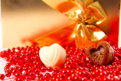 Coeur la Saint-Valentin Image stock