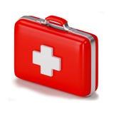 Coeur médical d'icône Images stock