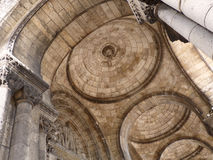 coeur montmartre Παρίσι sacre Στοκ εικόνες με δικαίωμα ελεύθερης χρήσης