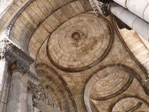 coeur montmartre巴黎sacre 免版税库存图片