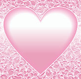 Coeur ornemental Image stock