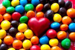 Coeur pour vous Photo stock