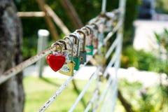 Coeur rouge principal, concept de l'amour et Valentine& x27 ; jour de s Photo stock