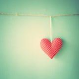 Coeur s'arrêtant Photographie stock libre de droits
