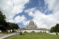 Coeur Sacre стоковые фотографии rf