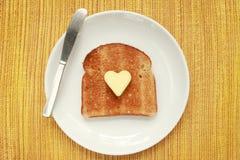 Coeur sain Photos libres de droits