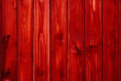 Coeur sur l'amour en bois de jour de valentines de backgroun de barrière Image stock