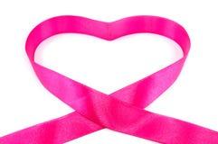 Coeur, un symbole de Valentine \ 'jour de s Image libre de droits