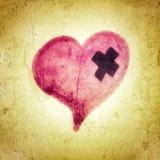 Coeur Valentine& x27 d'amour ; jour de s Photos stock