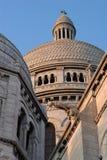 Coeur van Sacre, heilige hartarchitectuur Stock Fotografie