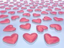 Coeurs illustration libre de droits