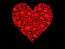 Coeurs Images libres de droits