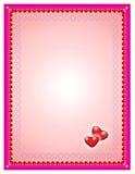 Coeurs 3 Photos libres de droits
