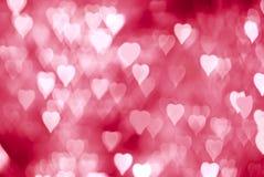 Coeurs abstraits Images libres de droits