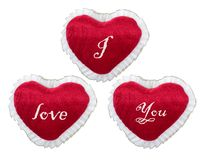 Coeurs d'amour image stock