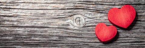 Coeurs dans l'amour image stock
