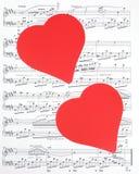 Coeurs dans le temps 4 4 Photos libres de droits