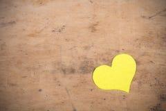 Coeurs de feutre Images libres de droits