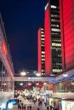 Coeurs de Stockholm Images libres de droits