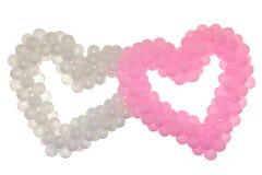 Coeurs des baloons Image libre de droits