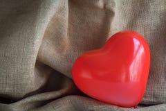 Coeurs et fleurs pour la Saint-Valentin Photos libres de droits