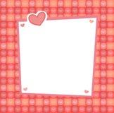 Coeurs réglés Image stock